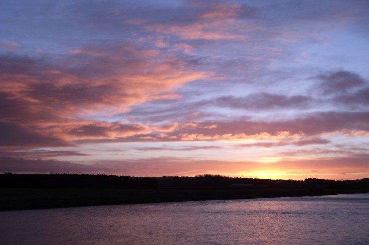 Tweed Sunset 3