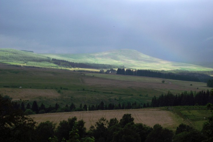 Light in Liddesdale
