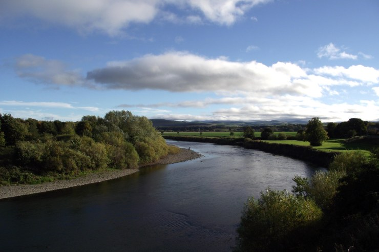 October View of the Tweed