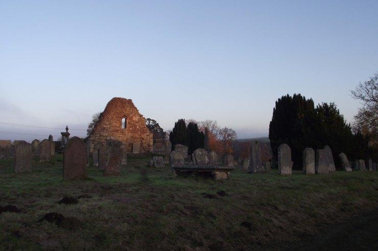 Lennel Churchyard
