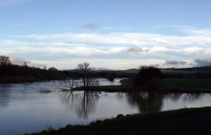 January Floodwater 3