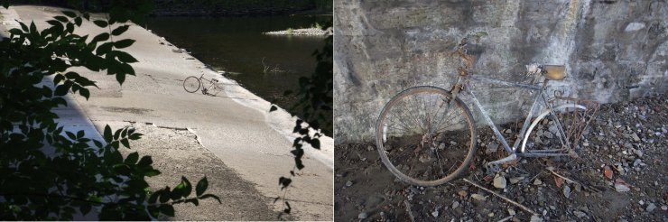 BICYCLE on the weir2