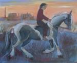 sunderland-horse