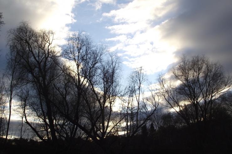 december-clouds