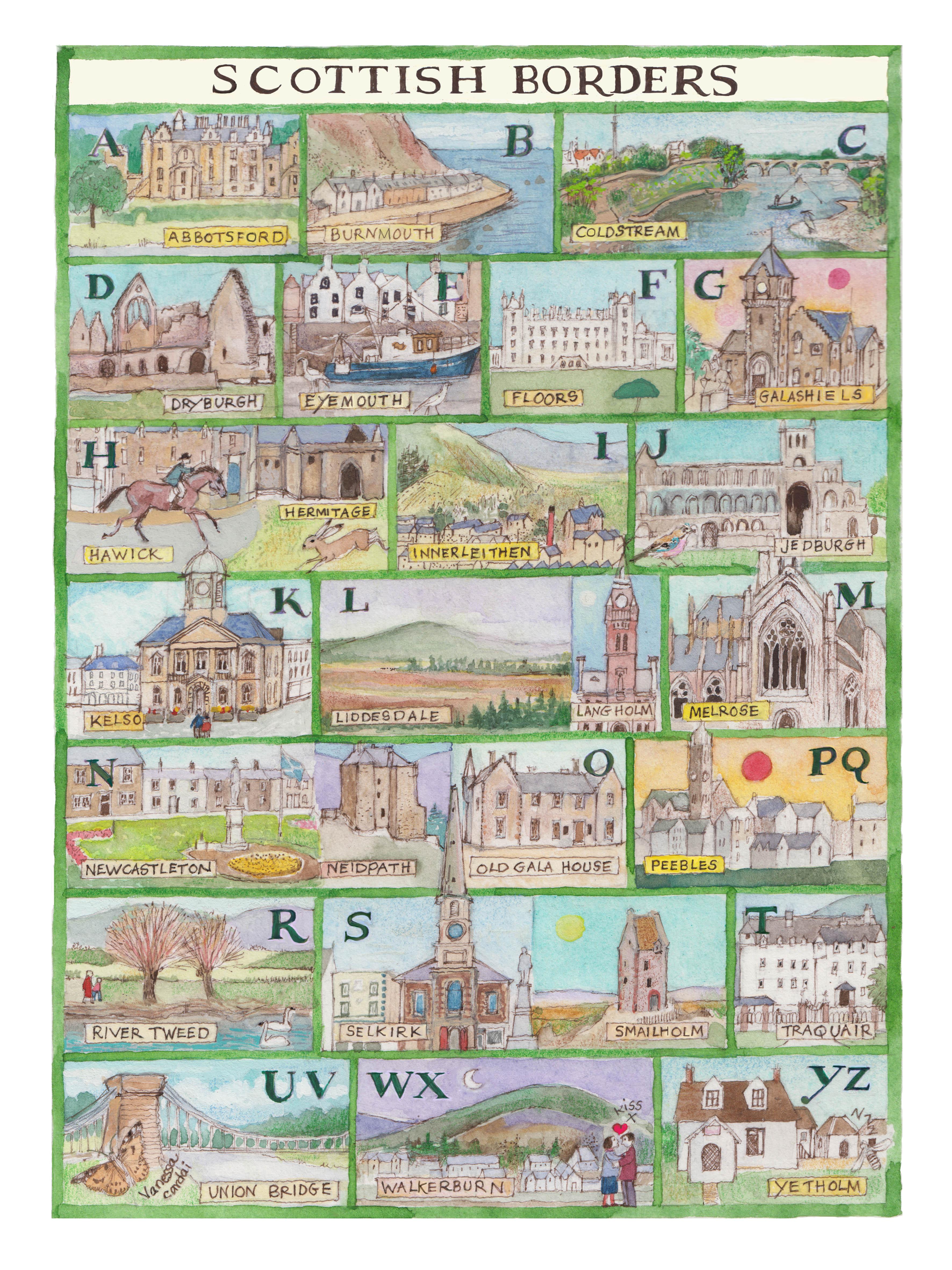 Scottish BordersSCAN